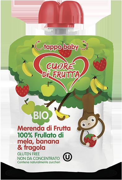 merenda-di-frutta-scimmi